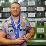 Sam Simmonds wins European Player of the Year