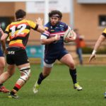 Robin Hislop signs for Wasps